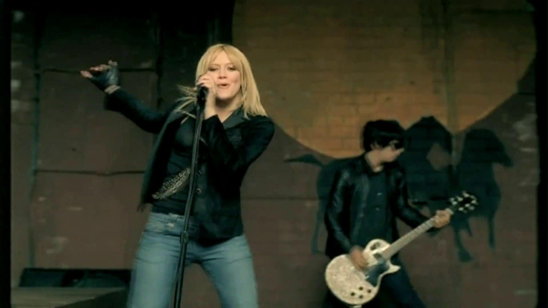 Hilary Duff - So Yeste... Hilary Duff Metamorphosis