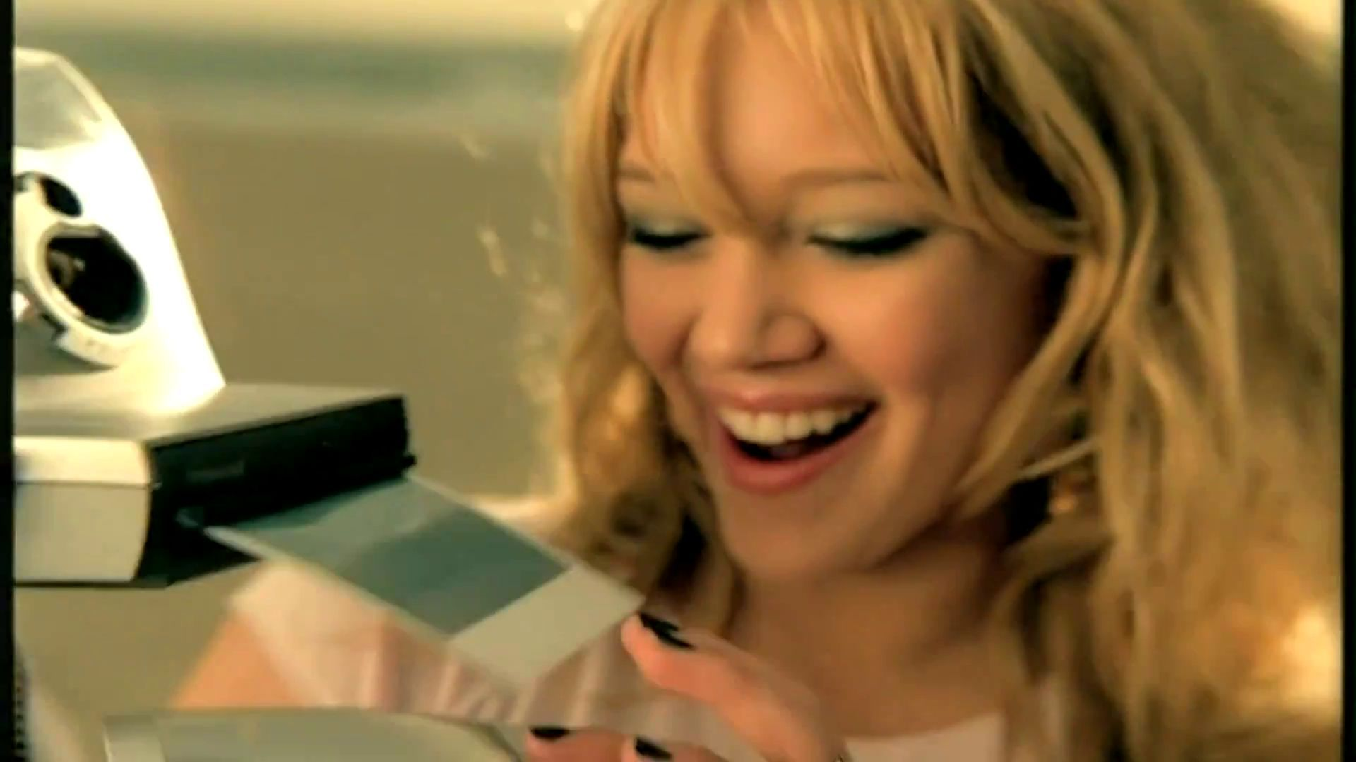 lyric hilary duff so yesterday: