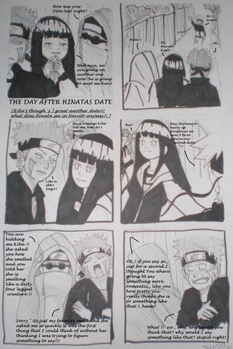 Hinata's romantic date! pt3