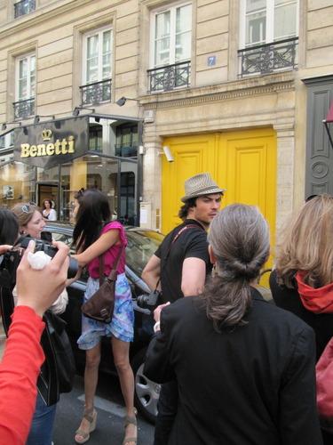 Ian/Nina in Parisღ