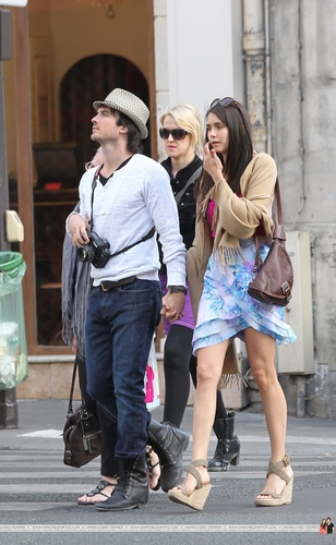 Ian&Nina in Paris (HQ)