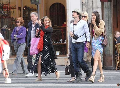 Ian&Nina in Paris (HQ)
