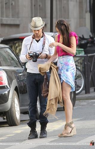 Ian/Nina in Paris (HQ)ღ