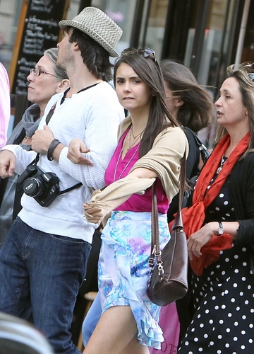 Ian/Nina in Paris ღ