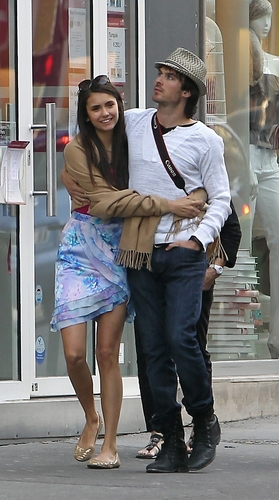 Ian/Nina in Paris ღ