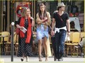 Ian Somerhalder & Nina Dobrev: Paris Pair