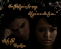 Into the Darkness - damon-and-bonnie wallpaper