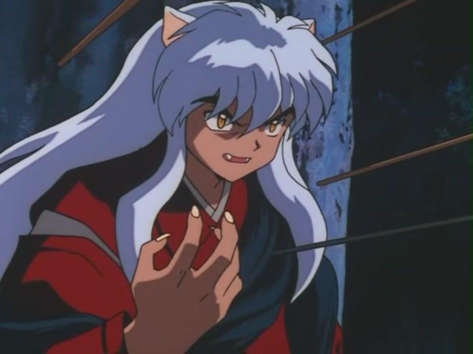sesshomaru and rin first meet episode 1