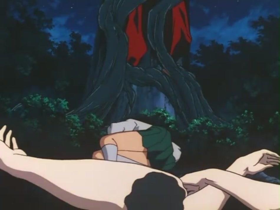 Manga And Anime Heroes Images Inuyasha Inuyasha Episode 1 The