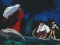"InuYasha [InuYasha Episode 1 - ""The Girl Who Overcame Time And The Boy Who Was Just Overcome] - manga-and-anime-heroes screencap"