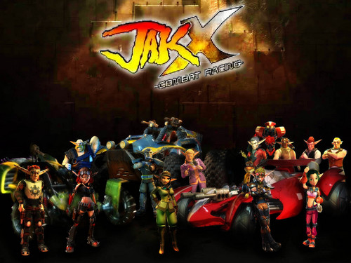Jak And Daxter The Precursor Legacy Hd Wallpaper: Jak And Daxter Images JAK X Racer Team HD Wallpaper And