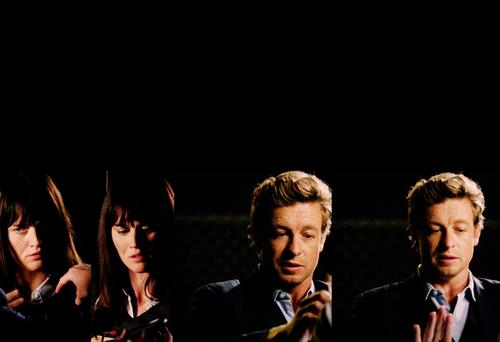 Jane and Lisbon picspam Season 3
