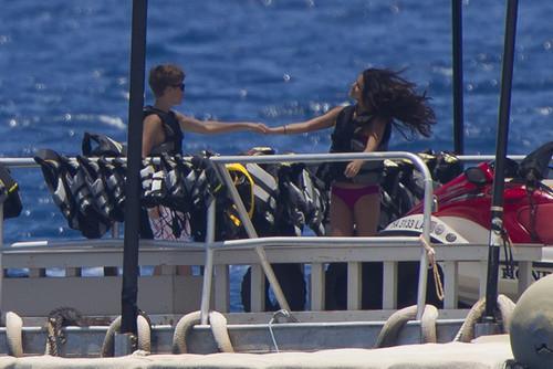 Jelena in Hawaii ♥
