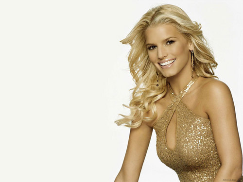 Jessica Simpson wallpaper possibly with a portrait entitled Jessica Wallpaper