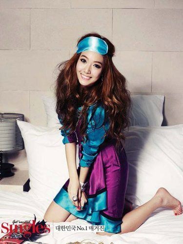 Jessica transforms into Bali princess for #singles#