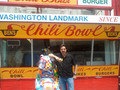 Joe Mantegna @ Bens Chili Bowl