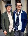 Gary & John Hurt 2011