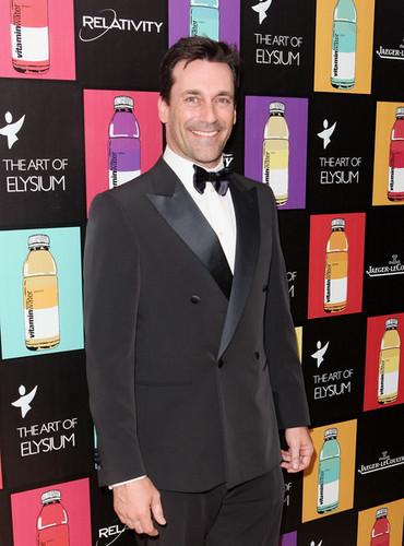Jon Hamm - 64th Annual Cannes Film Festival - The Art Of Elysium 3rd Annual Paradis Event