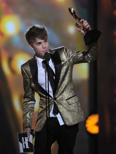 Justin Bieber 2011BillboardMusic Awards