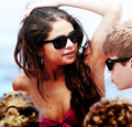 Justin&Selena♥ - justin-bieber-and-selena-gomez fan art