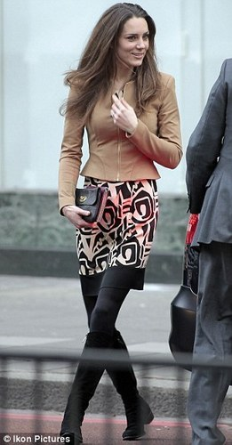 Kate Middleton; Lunch With Camilla