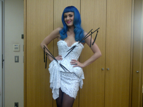 Katy in Tokyo