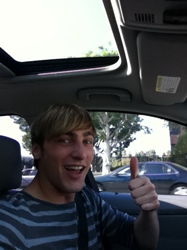 Kendall Schmidt wallpaper containing an automobile called Kendall♥