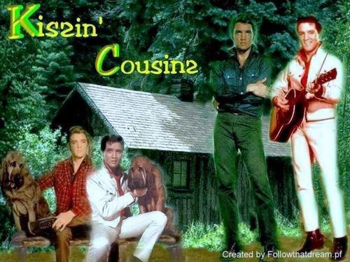 Kissin Cousins!