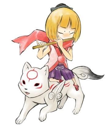 Kurow & Chibiterasu