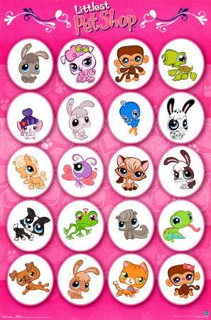 Littlest Pet comprar Club wallpaper called LPS