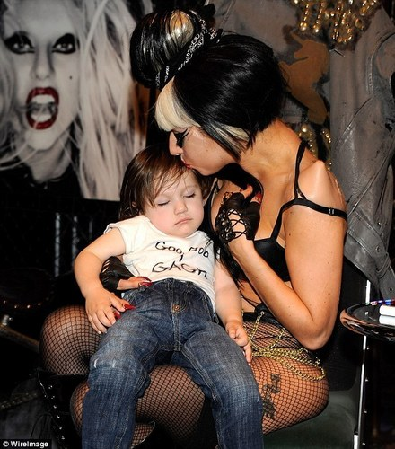 Lady Gaga will put your Little Monster to sleep
