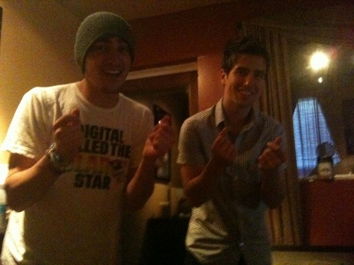 Logan & Kendall