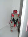 Lone Dinozord - mighty-morphin-power-rangers photo