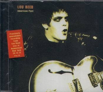 Lou Reed wallpaper called Lou Reed - An American Poet