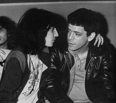 Lou Reed & Patti Smith