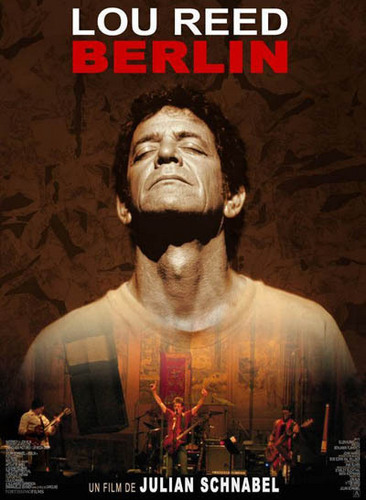Lou Reed / BERLIN / poster