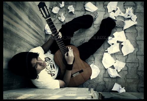 美图 壁纸 with a guitarist titled Lovely pictures