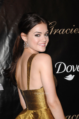 Lucy Hale: 36th Annual Gracie Awards Gala