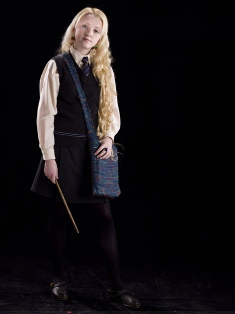 Luna Lovegood Promo Luna Lovegood Photo 22387189 Fanpop