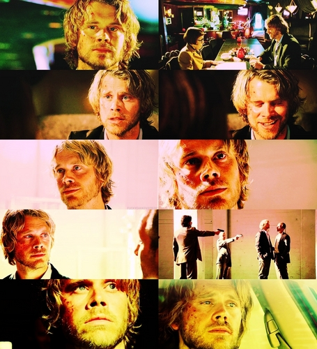 NCIS: Los Angeles Обои entitled Marty Deeks