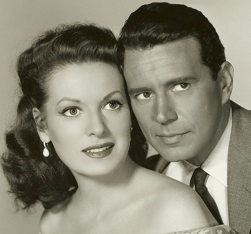 Maureen & John Forsythe