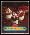 McDonald's Sundaes ad from 1977 - mcdonalds photo