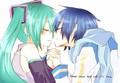 A Kiss...