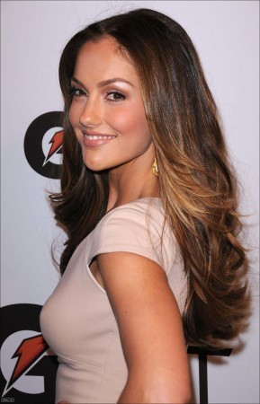 Minka Kelly wallpaper with a portrait titled Minka