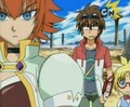 Mira, Dan and Marucho - bakugan-battle-brawlers screencap
