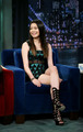 Miranda Cosgrove appears on Jimmy Fallon Show - miranda-cosgrove photo