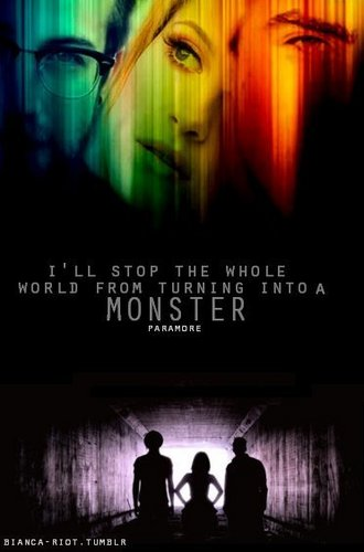 Paramore images Monster Poster wallpaper and background ...