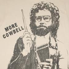 더 많이 cowbell
