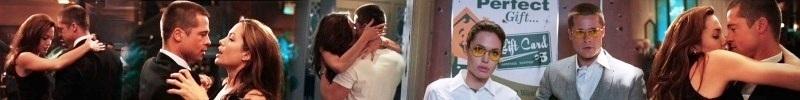 Mr. & Mrs. Smith - Banner