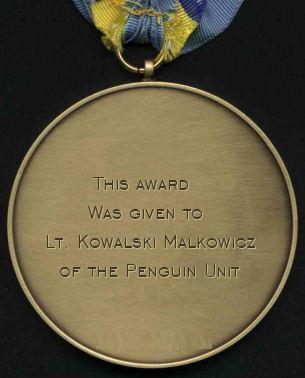 पेंग्विन्स ऑफ मॅडगास्कर वॉलपेपर called My Honors Heh.